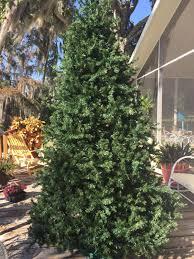 beautiful 9 ft artificial frazier fur tree bottom 5