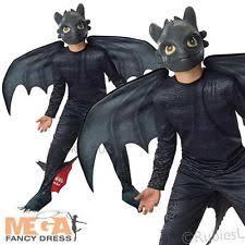 Toothless Dragon Halloween Costume Dragon Costume Ebay