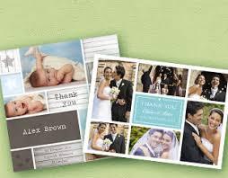 wedding thank you cards w photos 48hr delivery optimalprint uk