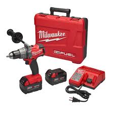 home depot black friday drillspecial buy milwaukee m18 fuel 18 volt cordless lithium ion brushless 1 2 in
