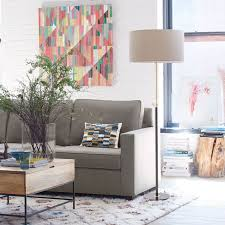 Tall Floor Lamps For Living Room West Elm U0027s Contemporary Floor Lamps Add A Dramatic Touch To Your