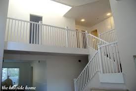 New Banister Remodelaholic Brand New Stair Banister Home Remodel