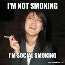 Smokers Meme - meme eing lebanese