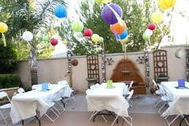 backyard party ideas fun backyard party ideas for a beach themed party keep snacks in