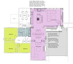 Family Room Addition Floor Plans by Gresham Addition Aawielandarchitect