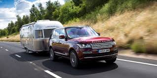 range rover concept land rover has a cloaking device for your horse trailer wired
