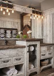 bathroom ideas rustic lighting rustic bathroom ideas awesome photo with design 24