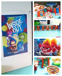inside out party a disney s inside out party house to new home