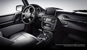 mercedes g class interior a detuned version of the record setting 63 liter bi