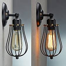 Wall Sconce Light Fixture Splink Vintage Wall Sconce With On Switch Industrial Retro