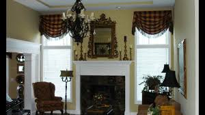 Livingroom Windows by Valances For Living Room Windows Youtube