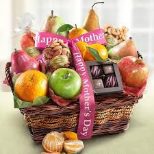 gourmet baskets s day orchard delight fruit and gourmet basket