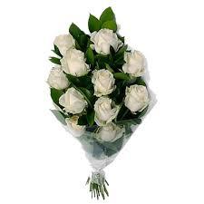 bouquet flowers send 15 white roses flowers bouquet flowers online 15 white