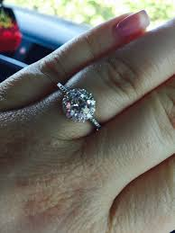 flower halo engagement ring floral halo engagement rings weddingbee