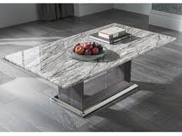 livingroom table ls donatella marble console table allans furniture warehouse