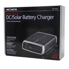 intelli charge dc dc solar battery charger 12 24v 25