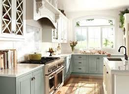 creative kitchen cabinet ideas two tone painted kitchen cabinet ideas yeo lab com