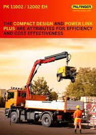 pk 11002 palfinger pdf catalogue technical documentation