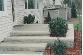 decor cinder block steps and how to build a outdoor fireplace