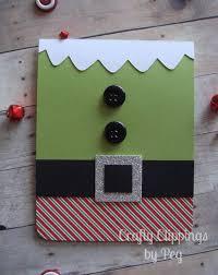the 25 best santa cards handmade ideas on pinterest handmade