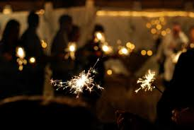 sparklers for wedding 7 mistakes you should never make with wedding sparklers dynamite