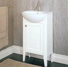 Narrow Bathroom Vanities Narrow Bathroom Vanity Ideas Steam Shower Inc
