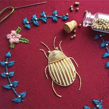 06insect embroideries by humayrah bint altaf jpg