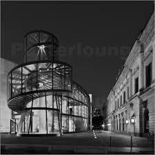 architektur berlin filtergrafia moderne und alte architektur berlin monochrome poster