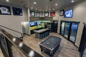 60 basement man cave design ideas for men manly home interiors