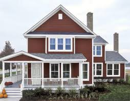 Exterior Color Schemes by Home Exterior Paint Color Schemes Astonishing House Combinations