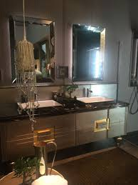 35 ideas for a unique and chic bathroom metalic details for bathroom design with a luxury feel