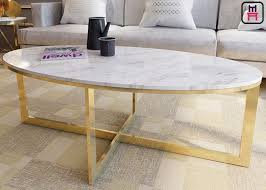 rectangular marble coffee table tempered glass oval rectangular marble coffee table x shape