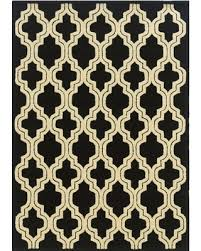 linon home decor rugs big deal on linon home decor le soleil 5 x7 black rug