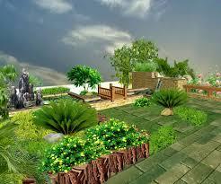 beautiful garden arrangements simple beautiful garden design ideas