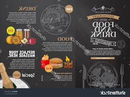 best free stock vector restaurant menu design image