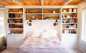 How To Make Your Own Headboard And Footboard How To Make An Bookcase Headboard Loccie Better Homes Gardens Ideas
