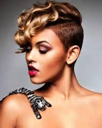 curly shaved side hair 111 amazing short curly hairstyles for women to try in 2017 part 2
