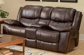 dual reclining loveseat kirby power assist leather 2 cushion with