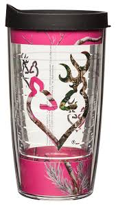 Bass Pro Shop Home Decor Tervis Tumbler Browning Buck Heart Insulated Wrap With Lid Bass