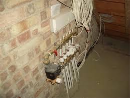 underfloor heating technical information underfloor heating