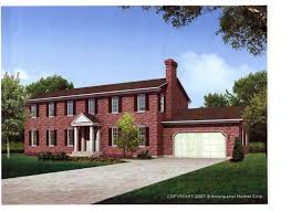 Brick Colonial House Plans by Ameripanel Homes Of South Carolina Colonial Floor Plans