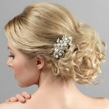 bridal hair accessories uk enchanting pearl hair comb accessory at glitzy secrets