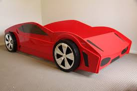 design ideas ferrari car bed for your kids home architecture great