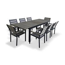 Patio Furniture 7 Piece Dining Set - dining tables patio dining sets costco patio furniture home