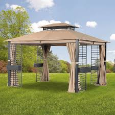 Patio Gazebo Replacement Covers by Decorating Patio Tent Gazebo Garden Winds Gazebo Gazebo 9x12