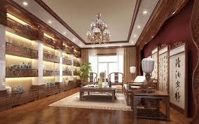 Chinese Interior Design Living Room Wall Art Chinese Style - New style interior design