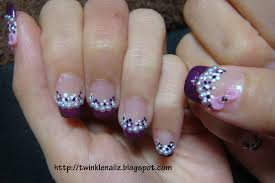 beutiful nail painting