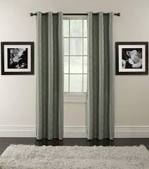 Arlee Home Fashions Curtains Arlee Home Fashions Thermatec Arista Grommet Room Darkening Window