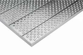 staco dip galvanized steel gratings stair treads and perfo