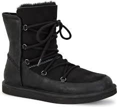 ugg womens motorcycle boots ugg s lodge free shipping free returns ugg s